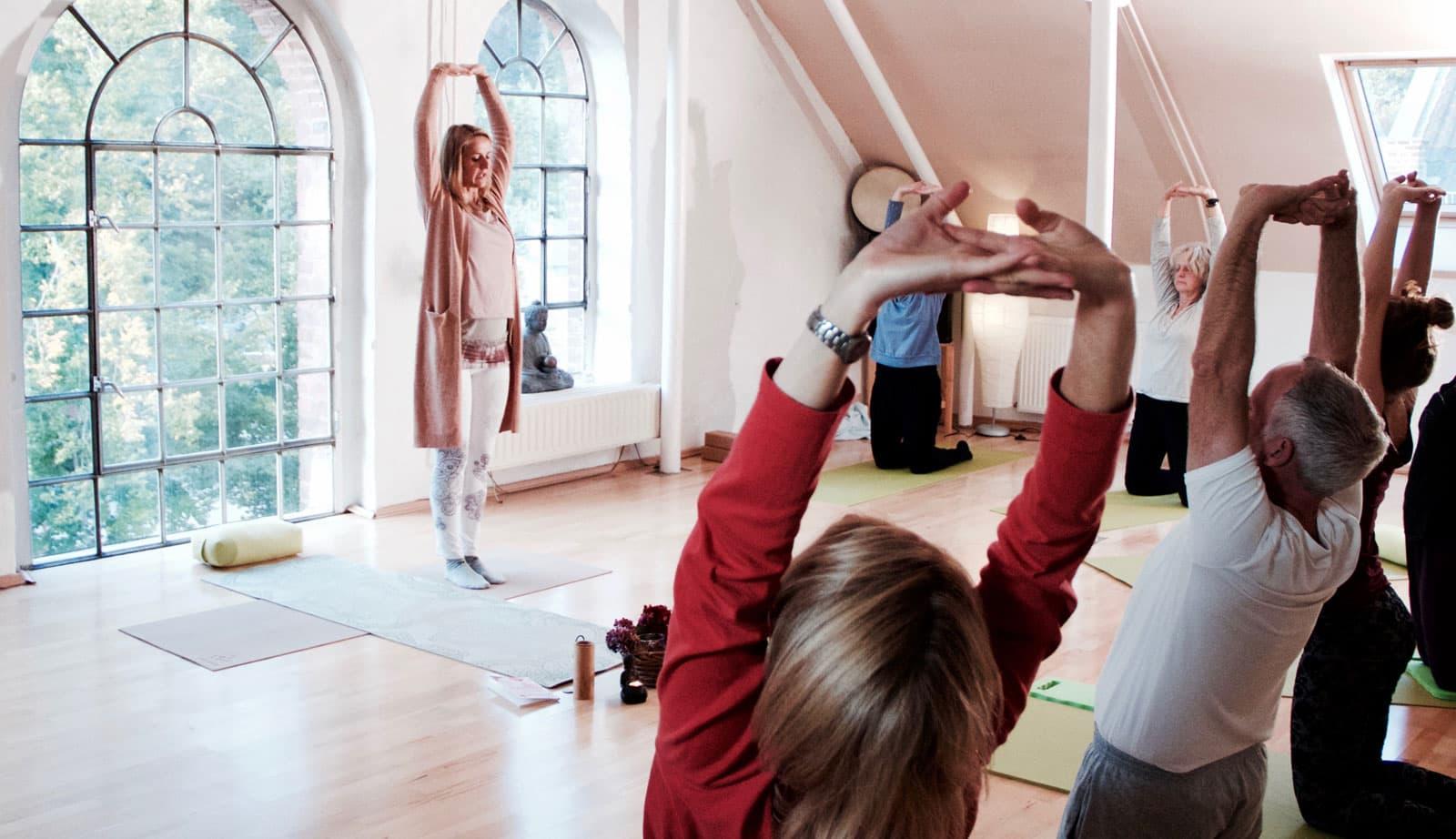 Yoga-in-Ratingen