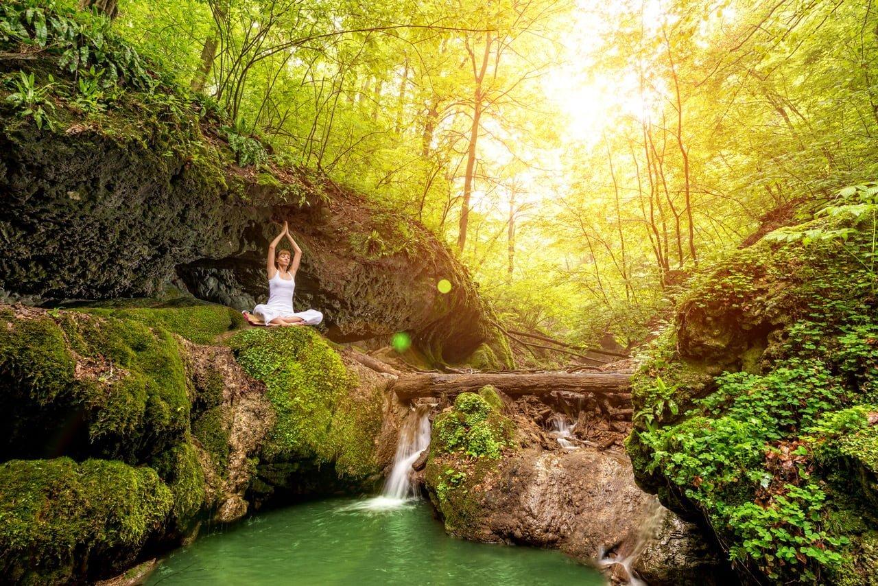 Entspannung und Ruhe vom Alltag