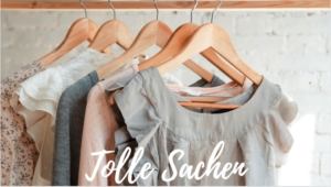 Kleidung nachhaltig fair