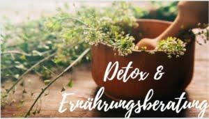 Ernehähungsberatung Detox Kur gesunde Basische Ernährung Allergie