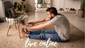 online Yoga Stunde Anfänger